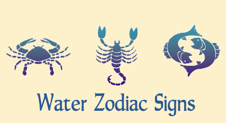 water zodiac signs